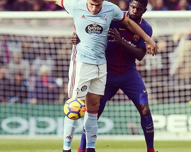 ️ Today, two Spanish rivals will run and fight for victory. RCCelta de Vigo and F …