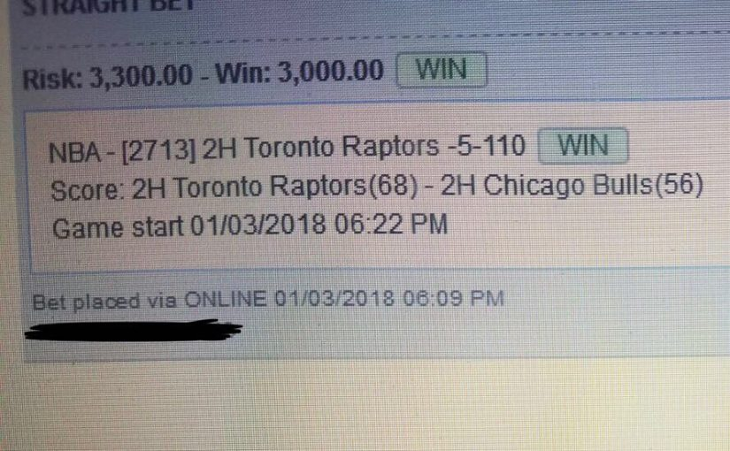The second half! #raptors #nba #nbapicks #sportsbook #sportsbetting #betting #be …