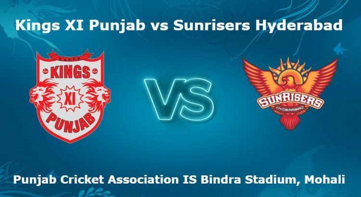 เราเสนอ Kings XI Punjab กับ Sunrisers Hyderabad 16. T20 IPL เคล็ดลับการเดิมพัน Visi …